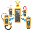 Sistemul wireless Fluke CNX